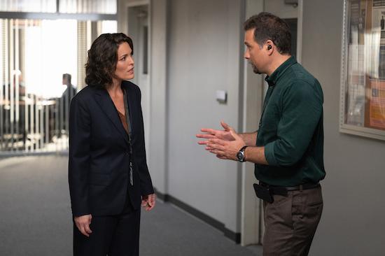 FBI Alana De La Garza interview