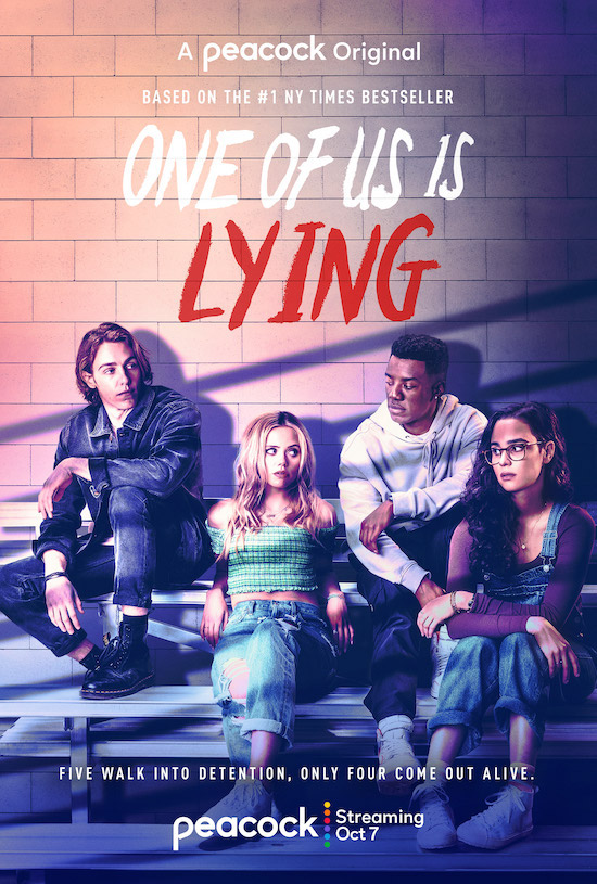 One of Us is Lying release date