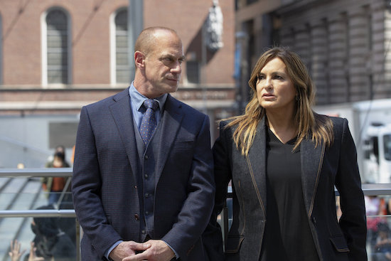 LAW & ORDER: SVU and ORGANIZED CRIME at TCA