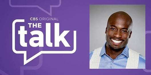 The Talk Akbar Gbajabiamila
