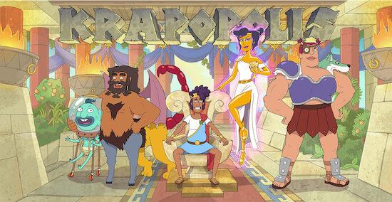 KRAPOPOLIS cast